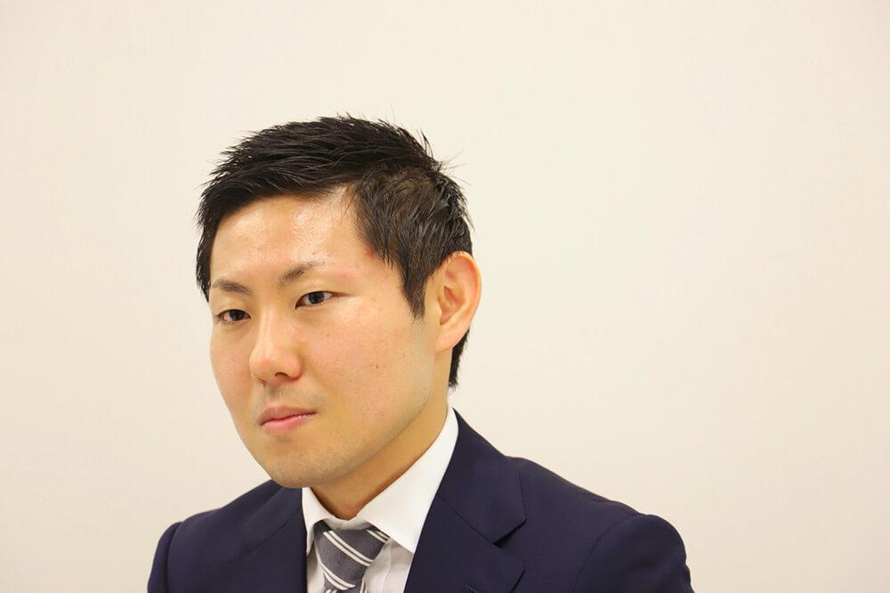 Geppo導入を推進したユナイテッド&コレクティブ 取締役管理本部長 本郷雄太さん