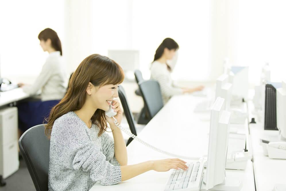 ジョブローテーションする社員のイメージ