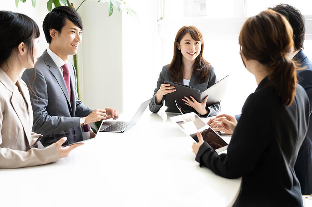 1on1ミーティングを活かす組織のイメージ