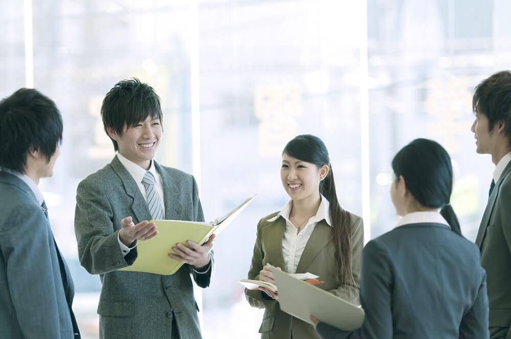 休業手当の定義がしっかりとした職場のイメージ