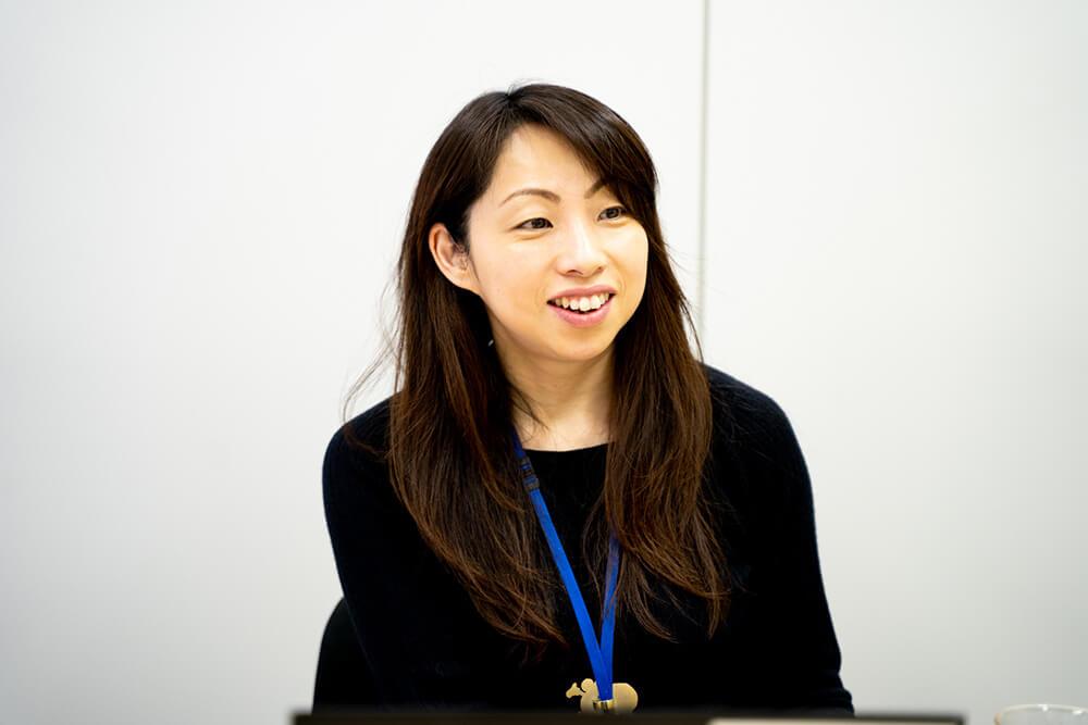 サトーホールディングス株式会社 竹中アキさんの写真