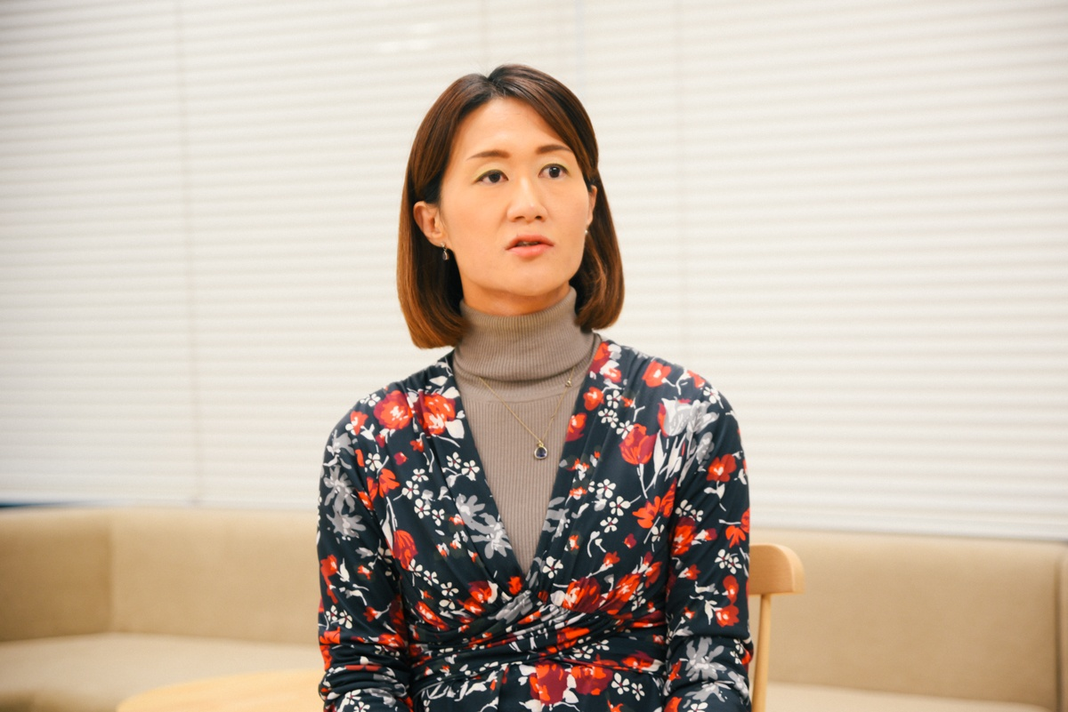 離職防止とGeppoについて語る宗梨恵子さん