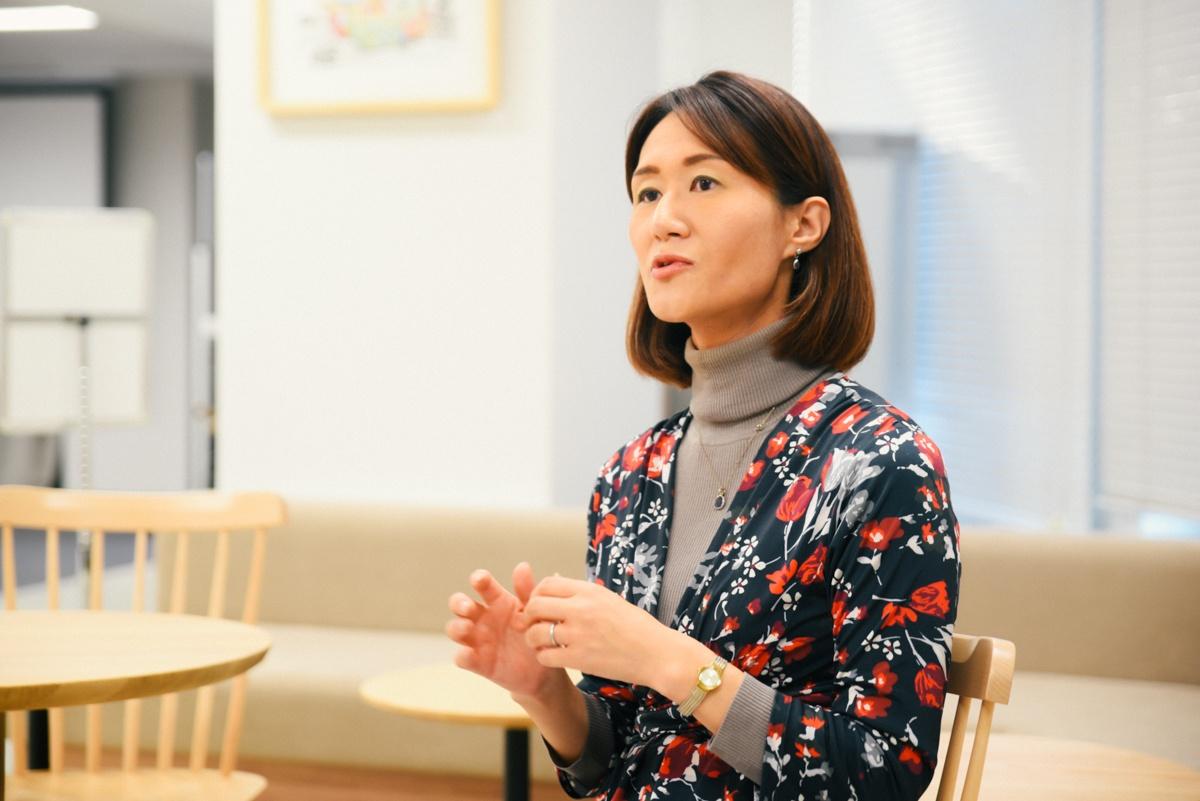 ソフィアメディのGeppo担当宗梨恵子さんの画像