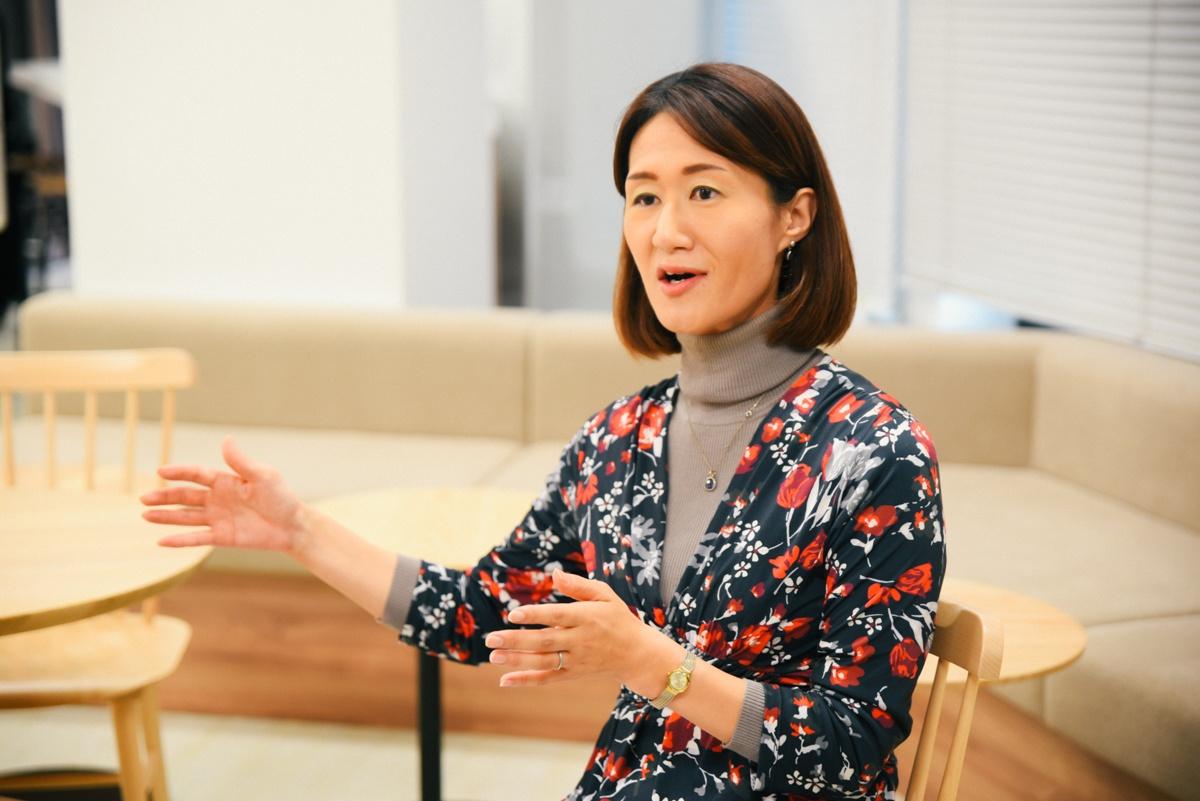 Geppoは即時対応が大切と語る宗梨恵子さん