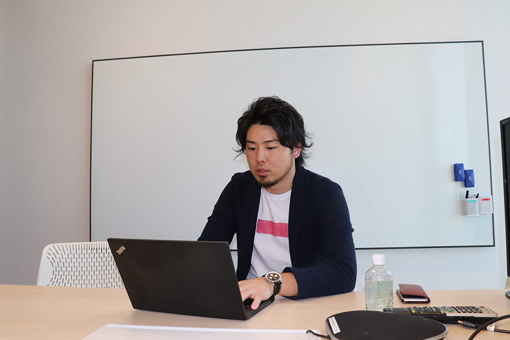 須田瞬海氏の写真