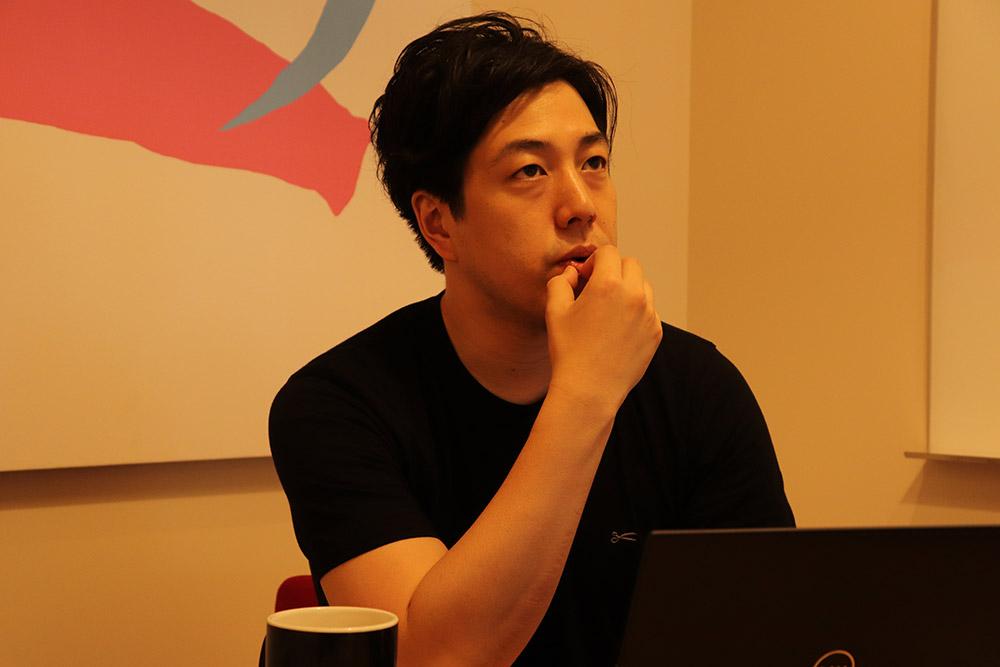 ベルフェイスのGeppo活用法について語る西島氏