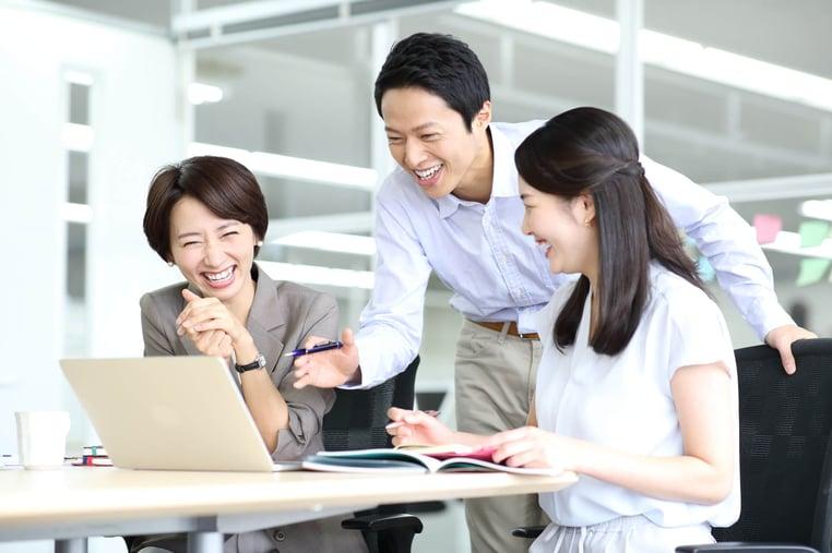 従業員満足度を高めることで得られるメリット